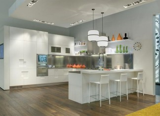 beautiful-minimalist-kitchen - En İyi Ev Dekorasyonu