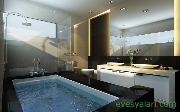 En modern banyo modelleri - Ev EşyalarıEv Eşyaları