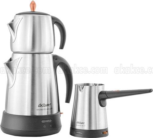 en ucuz Arzum AR3007 Ehlikeyf Delux Çay Kahve Makinası Çay ...