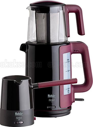 en ucuz Fakir Harvest Collection Çay Kahve Makinası Çay ...