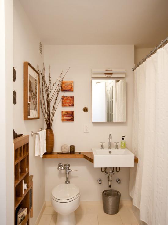 Ev Tasarımları | Küçük Banyo Fikirleri
