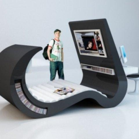 geleceğin mobilyaları | Örgü trendleri ve modelleri
