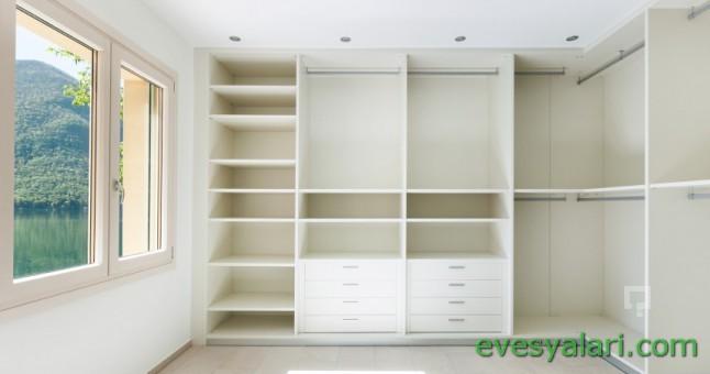 Gömme Dolap Modelleri ve Düzenli Evler | Ev Eşyaları