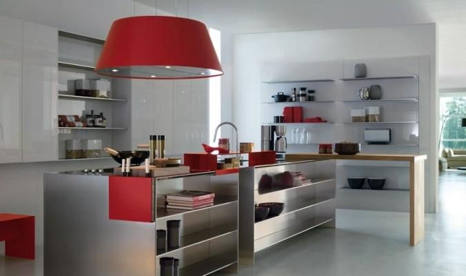 Harika İtalyan mutfak modelleri (Elmar Cucine) › Binbir Dekor
