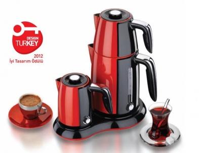Korkmaz A367-01 ÇayKahve - Elektrikli Çay Kahve Makinesi En ...