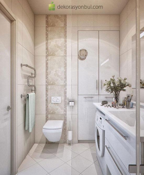 Küçük banyo dekorasyonları - Dekorasyon önerileri