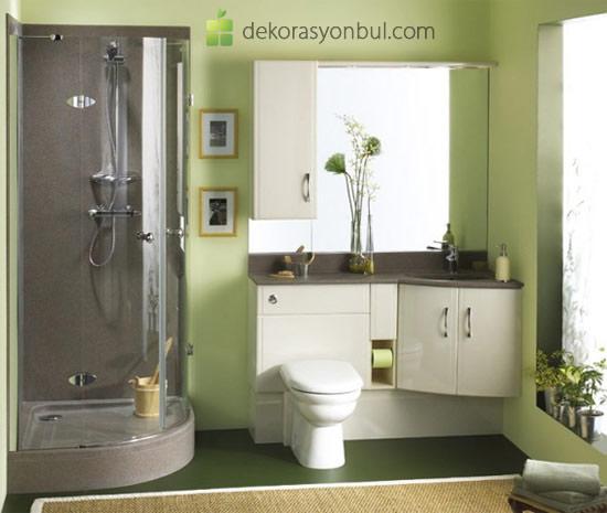 Küçük Banyo Modelleri - Dekorasyon Bul