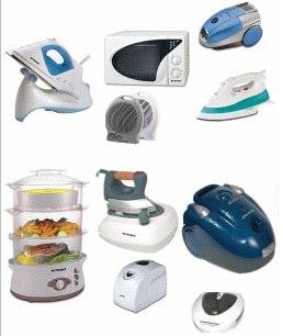 Küçük Ev Aletleri, Mekanik Aletler, Beyaz Eşyalar, Elektronik ...