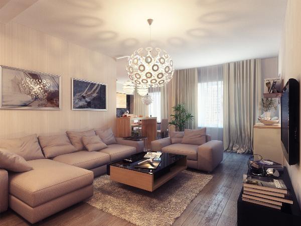 Küçük salonlar için 106 farklı küçük oturma odası tasarımı ...
