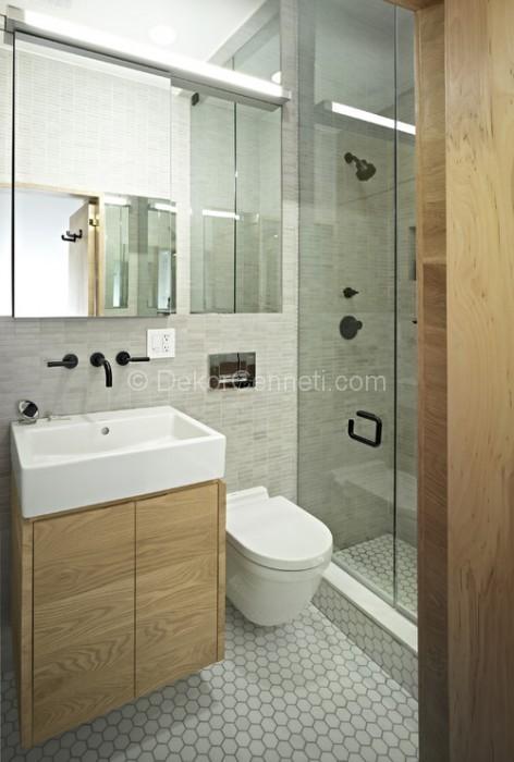 küçük-banyo-dekorasyon-önerileri 13 – Bayan XL Kadına dair ...