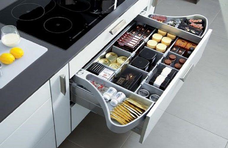 Kullanışlı ve fonksiyonel mutfak sistemleri - mutfak dolabı ...