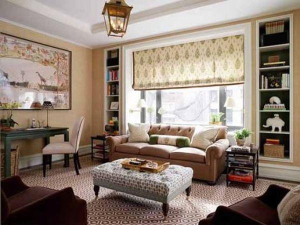 Lüks Oturma Odası Modelleri - Ev Dekorasyonu