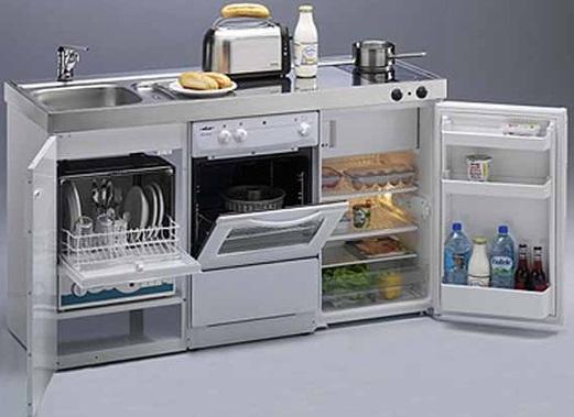 Mini Mutfak Tasarımları 2015