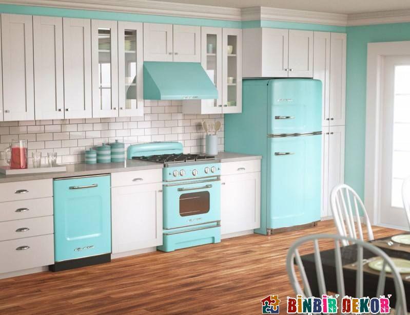 Minimalist Mutfak Dekorasyonları 2016 Resimli Dekorasyon ...