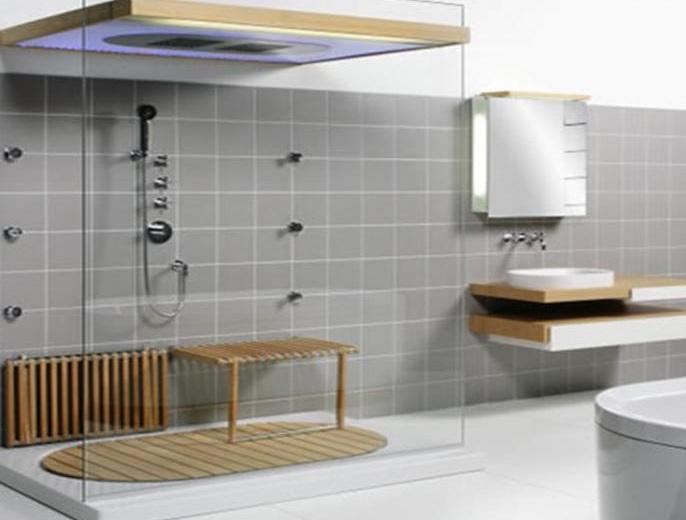 Modern banyo dekorasyon modelleri — Resimli ve Pratik Nefis ...
