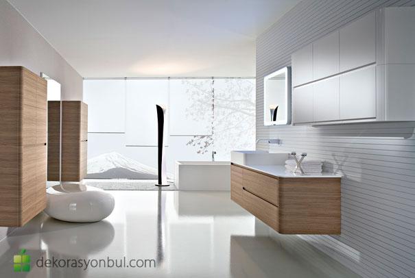 Modern Banyo Modelleri | Modern Banyo Tasarımları