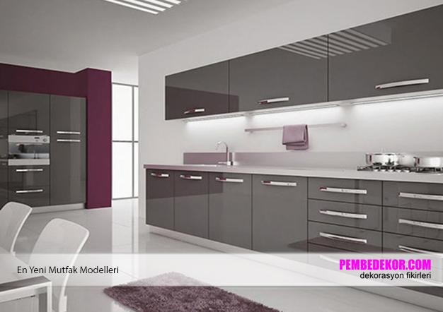 Modern ve En Yeni Mutfak Modelleri | Pembedekor
