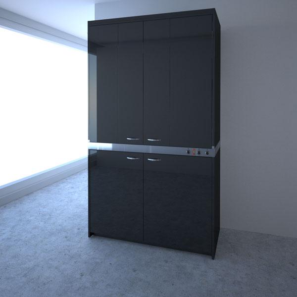 Ofis ve Bürolar için İdeal Portatif, Taşınabilir, Mini Mutfak ...