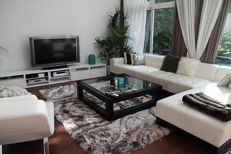 Oturma Odası Dekorasyonu Fikirleri | Mobilya ve Ev ...