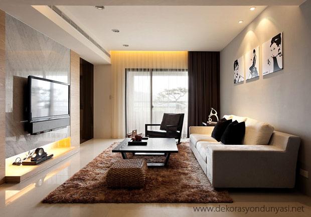 Oturma Odası Dekorasyonu İçin İpuçları - Dekorasyon Dünyası