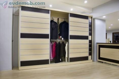 Yatak Odası İçin Gömme Dolap Modelleri | Mobilya ve Ev ...