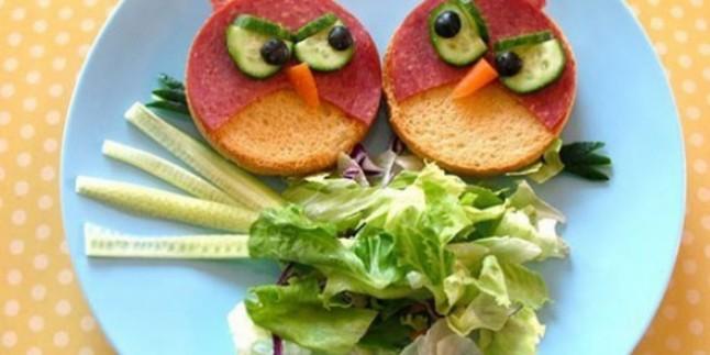 Yemek susleme sanati ile ilgli puf noktalar — Resimli ve ...