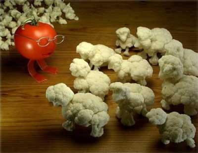 Yemek süsleme sanatı - Pata Küte