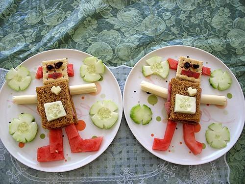 Yeni bir kahvaltı tabağı modeli