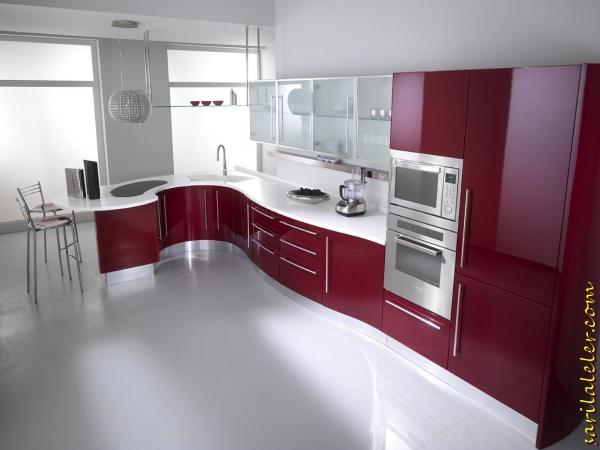 Yeni mutfak modelleri 2016