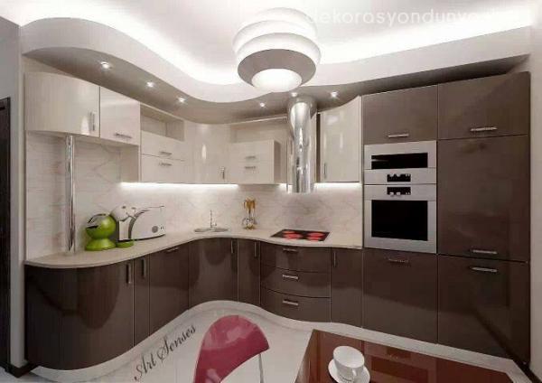 Yeni Mutfak Modelleri - Dekorasyon Dünyası