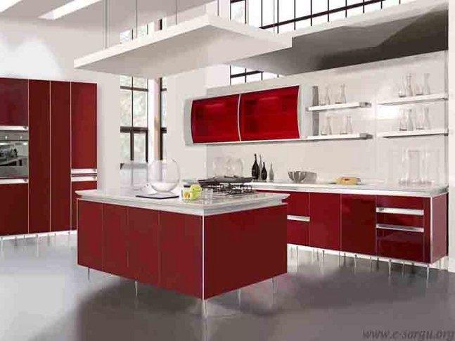 Yeni mutfak modelleri