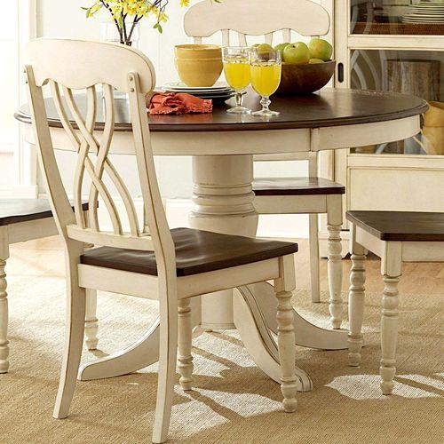 yuvarlak cam mutfak masasi | Dekorstyle