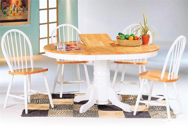 Yuvarlak Modern Mutfak Masası Modelleri | SecretHome