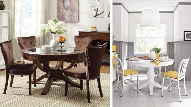 Yuvarlak Mutfak Masası Modelleri (15) |