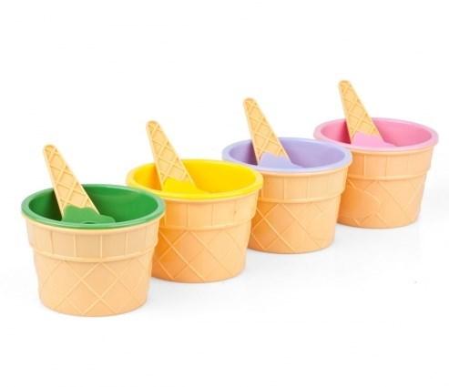 Dondurma Külahı Şeklinde Dondurma Kasesi | buldumbuldum.com ...