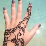 Hint kınası dövme desenleri mandala motifleri – güzel dokunuşlar