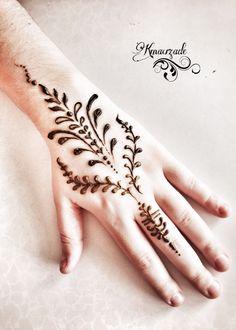Hint Kınası Pinterest'te | Kına, Mehndi Designs ve Kına ...