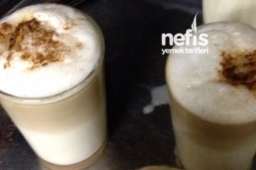 Köpüklü Latte - Nefis Yemek Tarifleri