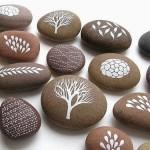 Taş Boyama Sanatı Nasıl Yapılır?