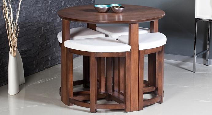 Yeni Dekoratif Katlanır Masalar küçük şık katlanır masa ...