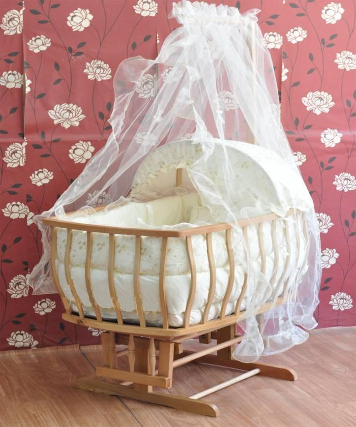 Bebek Beşikleri Modelleri - Kadın Denince