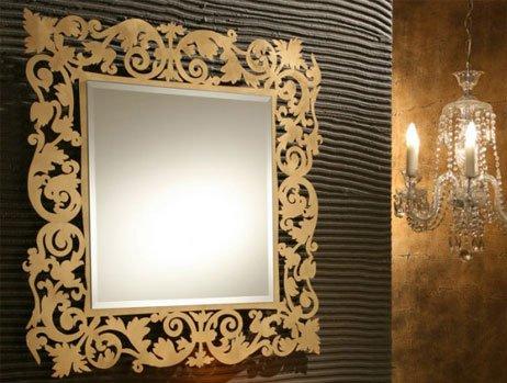 Dekorasyonun Gizli Güçleri; Varak Aynalar     Dekor Yaşam