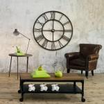 Sıradışı Dekoratif Büyük Duvar Saati Modelleri 2016 | Dekorstyle