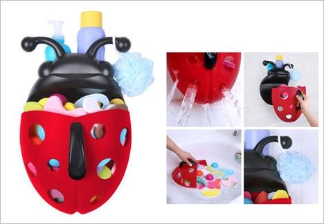 Uğur böceği banyo aksesuar modeli · Dekorasyon, Ev ...