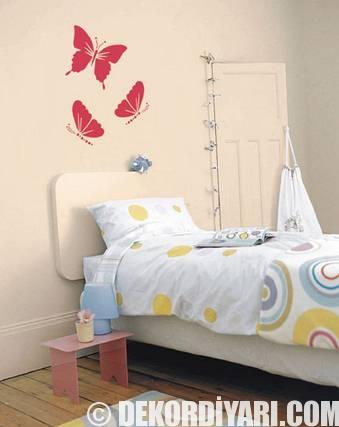 Yepyeni İç Cephe Duvar Boyası Renkleri Vanilya Çiçeği Rengi ...