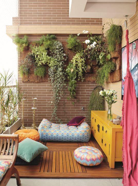 Balkon Dekorasyon Ve Düzenleme İçin Fikirler - rumma - rumma