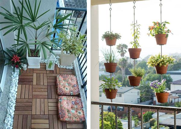 Balkonu Güzelleştirmenin Yolları | DDekor-Dekorasyon Fikirleri
