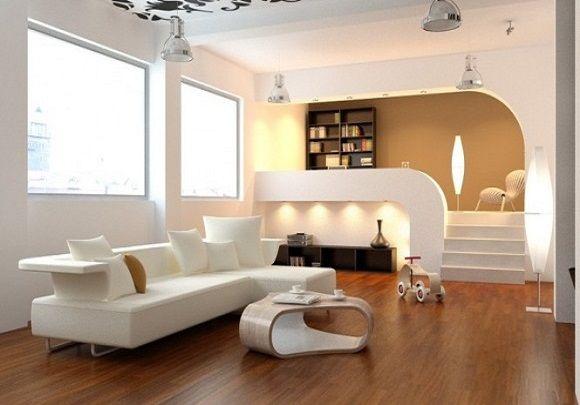 Modern salon dekorasyon örnekleri modelleri - modern salon ...