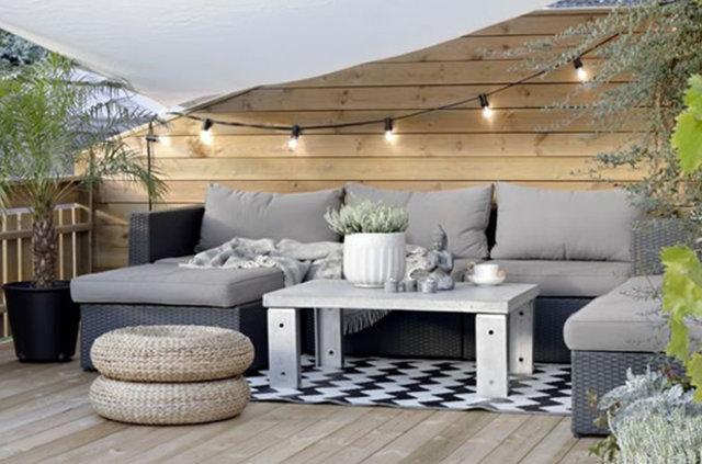 Teras ve balkon dekorasyon fikirleri! | Yaşam Haberleri