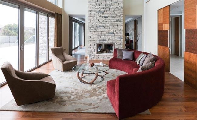 Vizon Rengi ile Ev Dekorasyonu | Yapı Dekorasyon 360
